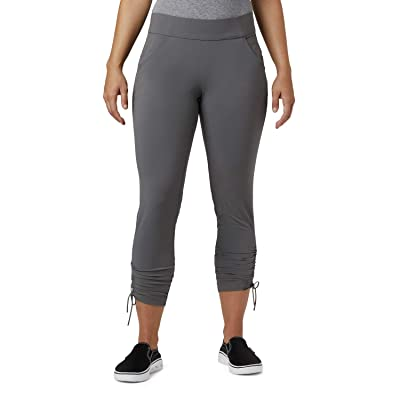 Columbia Anytime Casualtm Ankle Pants (City Grey) Women