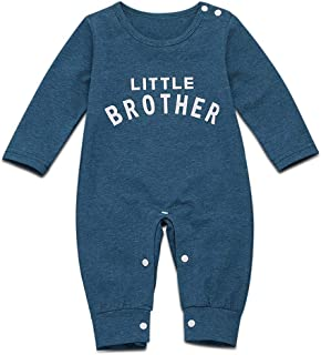 Lurryly❤Unisex Clothes Set,Baby Boys Girls 2-Piece Letter Hoodie Tops,Pant,Outfit Clothes for 0-2 T