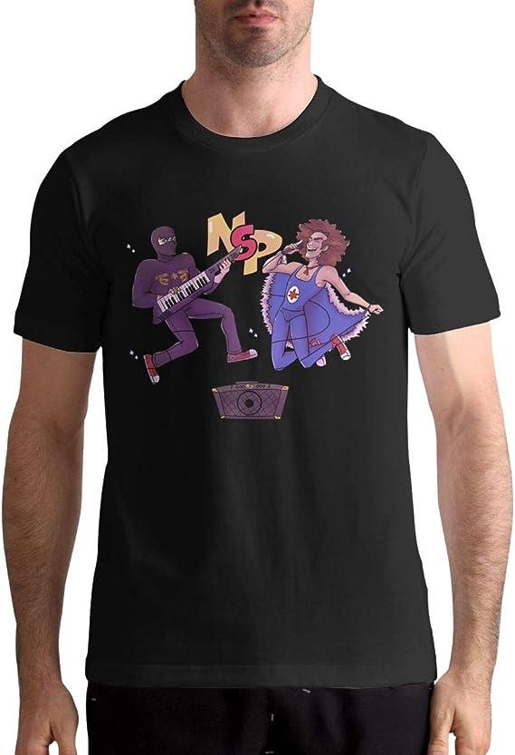 GuanRkon Ninja Sex Party Womans Fashion Cotton Leak Navel T-Shirt Short Tee Black