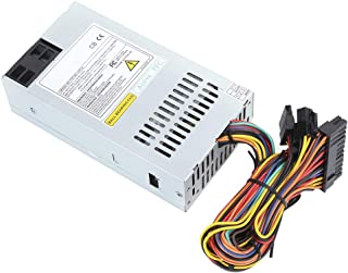 デスクトップコンピュータ用の小型 1U オールインワン電源ユニット POS デバイスアクセサリ FSP180‑50PLA AC 220 V、24 ピンマザーボード電源ユニット、4 ピン CPU 電源ユニット、および 2 つのシリアル