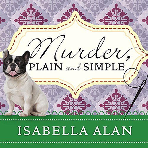 Murder, Plain and Simple audiobook cover art
