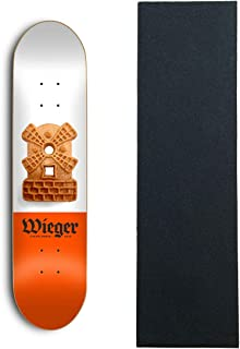 Skateboard Deck Wieger Windmill Cookie 8.25