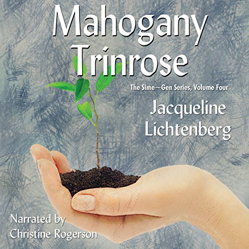 Mahogany Trinrose audiobook cover art