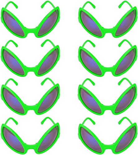 high quality Ocean Line Alien Sunglasses – Weird Halloween Party Favors, Novelty sale Shades, Party Toys, outlet sale Funny Costume Glasses Accessories for Kids & Adults (8-Pack Green) outlet sale
