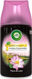 Air Wick Desodorisant Maison Recharge Diffuseur Freshmatic Max Rare Fleur de Lotus du Sichuan 250 ml