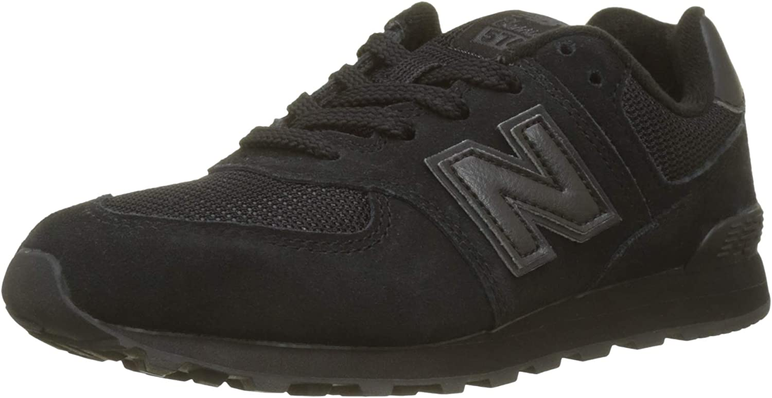 New Balance Kids' 574 V1 Day and Night Lace-up Sneaker