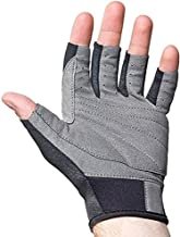 NeoSport 3/4 Finger Neoprene Gloves, 1.5mm - Unisex Design for Obstacle Racing, Biking, Sailing and Paddle Boarding - Offer Protection and a Reliable Grip - Soft, Comfortable Fit