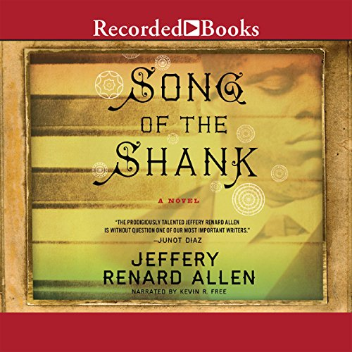 Song of the Shank audiobook cover art
