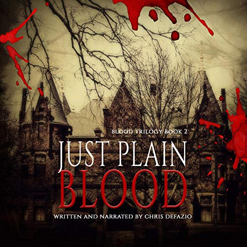 Just Plain Blood cover art