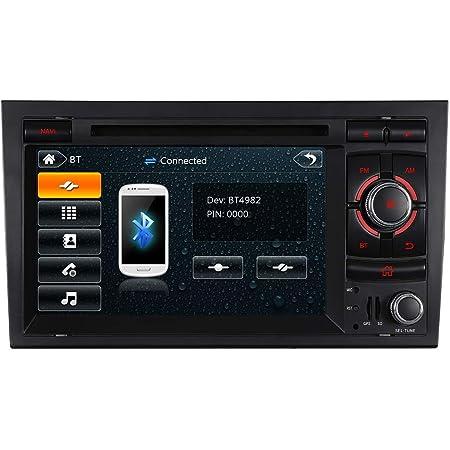 Unilaterale Taste 7 Autoradio Mit Dvd Gps Navigation Elektronik