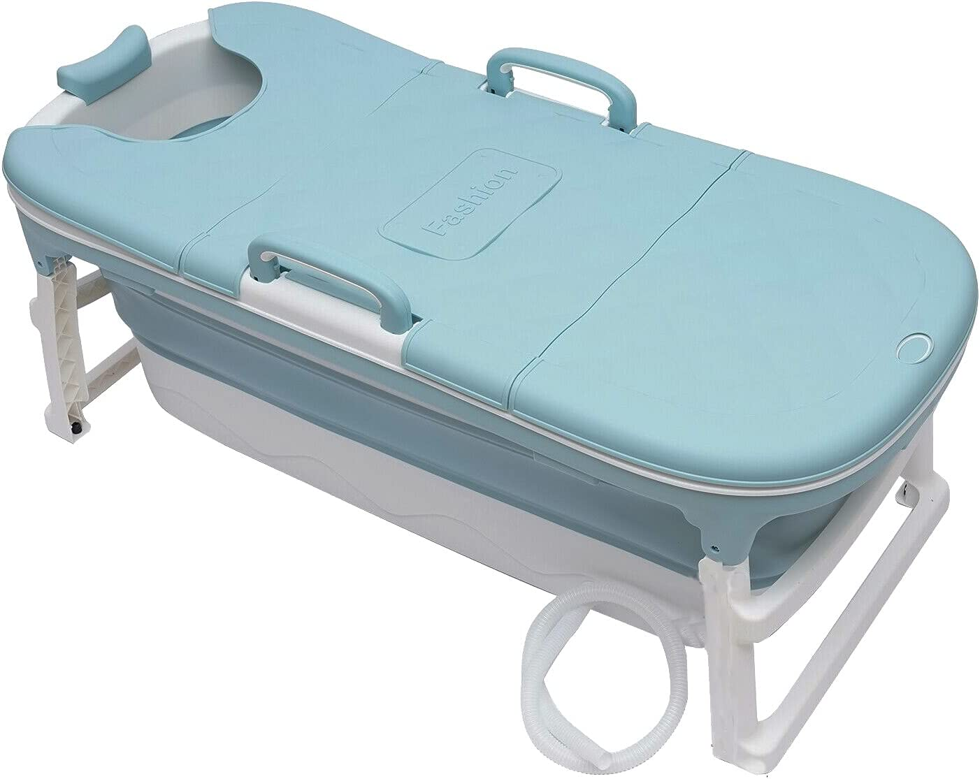 Popular brand in the world Easy Trust Spa Portable Tub Large With Ho Plastic Cover