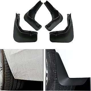 4pcs Auto Part Car Mud Flap Splash Guard Fender Mudguard Mudflap for Nissan Patrol 2011-2019