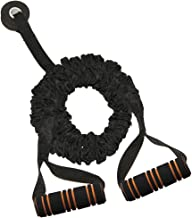 Body Sculpture BB-2380 Resistance Band - Black & Orange