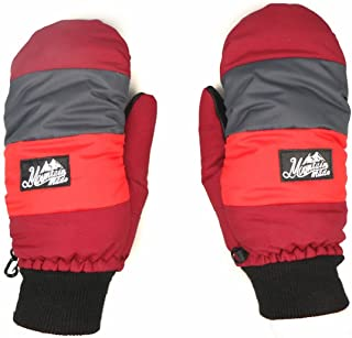 Mountain Made Cold Weather Winter Mittens For Women & Men (Men order one size larger)