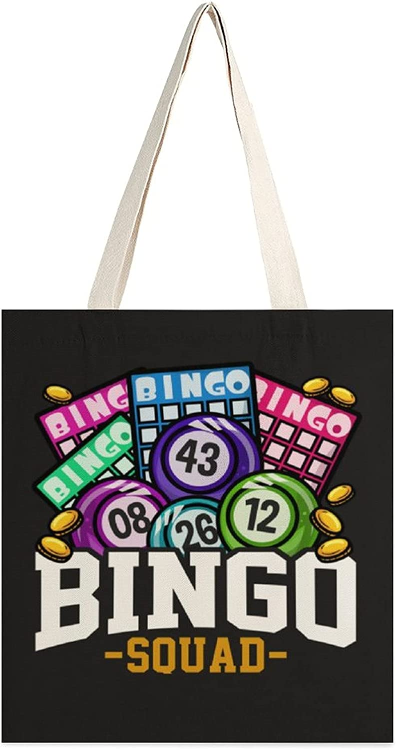 Canvas Tote bag Ranking TOP2 Don't miss the campaign for Women Washable Printing Shoppin Double-Sided