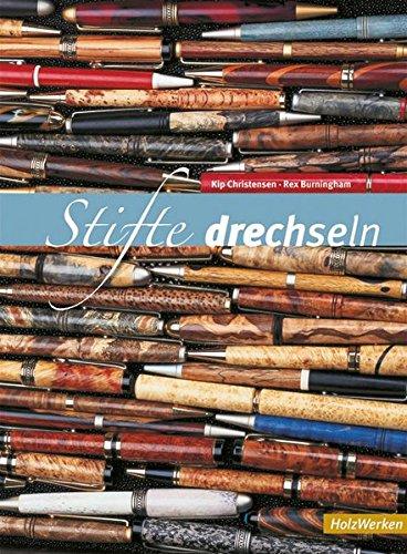 Stifte drechseln (HolzWerken)