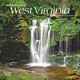 West Virginia Wild & Scenic 2021 7 x 7 Inch Monthly Mini Wall Calendar, USA United States of America Southeast State Nature