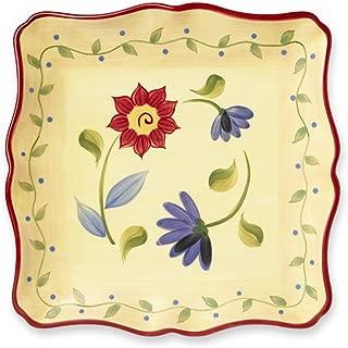 Pfaltzgraff Napoli Square Salad Plate, 9-1/4-Inch
