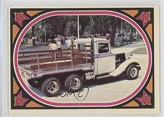 35 Chevy (Trading Card) 1975 Donruss Truckin' - [Base] #34