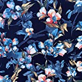 Grace Floral Flower Design Digitaldruck 100% Premium