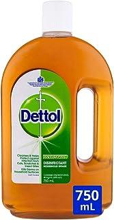 Dettol Classic Antibacterial Disinfectant Liquid, 750ml