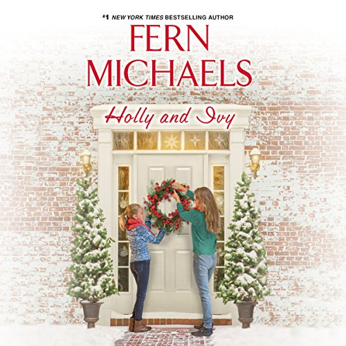 Holly and Ivy audiobook cover art