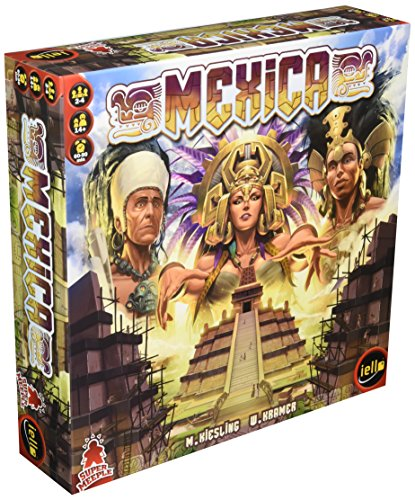 Iello Mexica Board Game