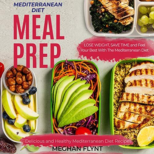 Mediterranean Diet Meal Prep cover art