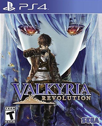 Valkyria Revolution Vanargand Edition PS4