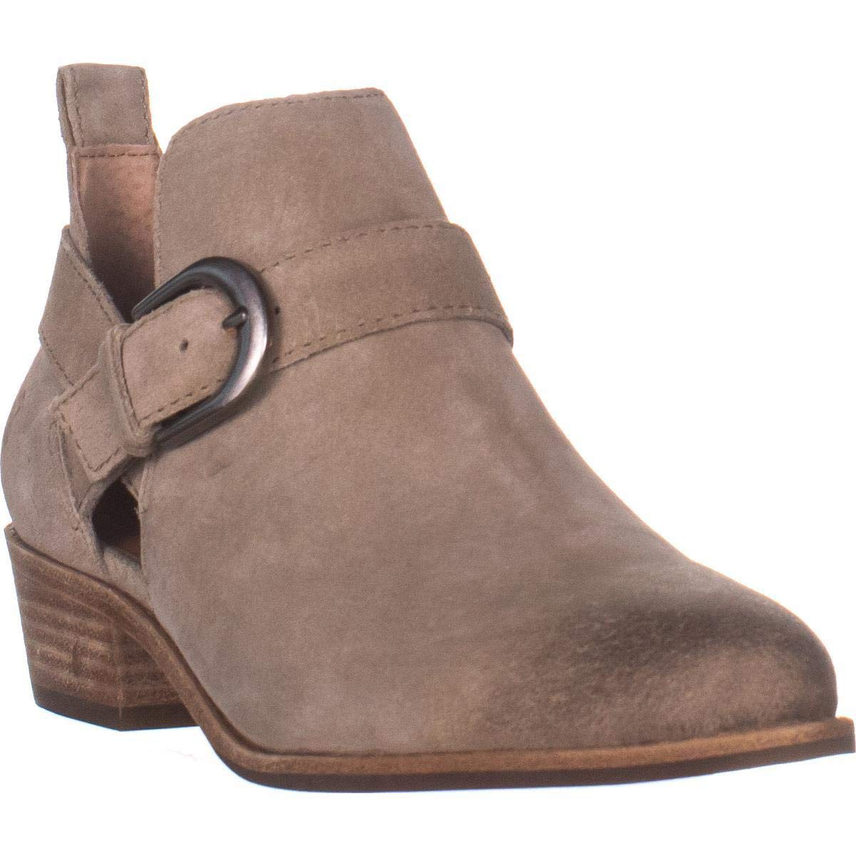 FRYE Womens Bootie Taupe Suede