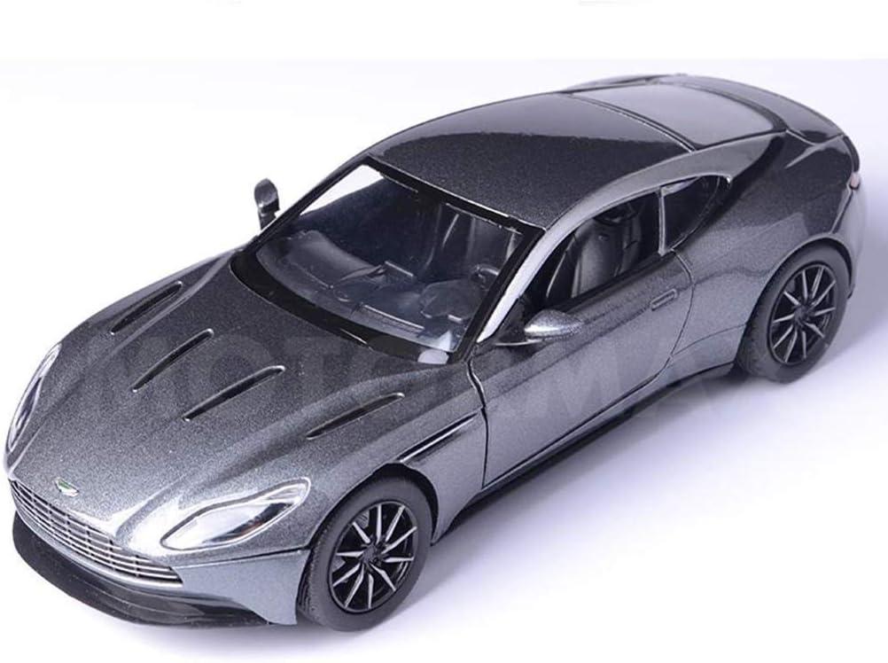 Showkig Kinder Weihnachten Neujahr Geschenk 1 24 Aston Martin Db11 Sportwagen Modellauto Simulation Legierung Automodell öffnen Sie Die Tür Auf Beiden Seiten Statische Metall Spielzeug Amazon De Küche Haushalt
