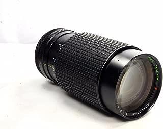 Tokina 50-200mm Canon FD-Mount Manual Focus Zoom Lens