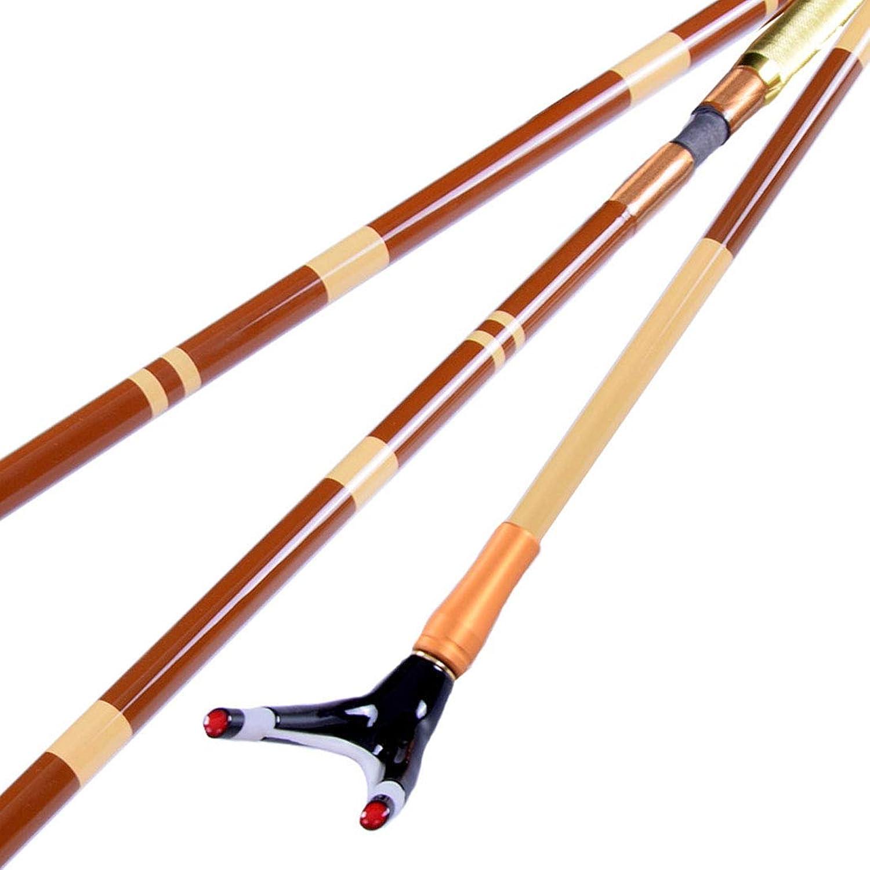 FUBULECY Fischerei-Unterstützung für Angelausrüstung 2,1 Meter Carbon Angelrute Unterstützung ist geeignet für die Ufergegend des Teiches (Größe   210cm)