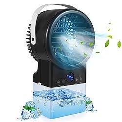 YouGottaIt B08RDFJKJ6 Portable Air Conditioner Fan