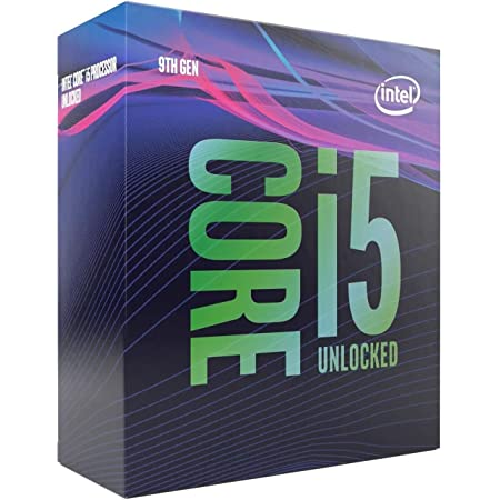Intel Core I5 9600kf 3 7ghz 9mb Cache New Stepping R0 Computer Zubehör