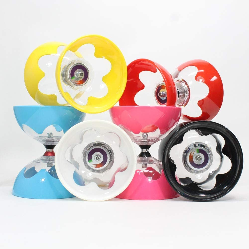 Hyperspin Diabolo T Series - Bearing Choice free shipping Fix or Red Axle Fixed