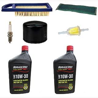 Engine Maintenance Kit for John Deere 115 L108 LA105 LA110 LA115 Replaces LG253