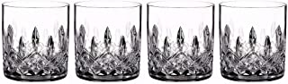 Lismore Connoisseur 7 Ounce Straight Sided Tumbler, Set of 4