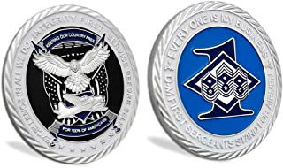 U.S. Air Force Challenge Coin First Sergeants Stand for Airmen