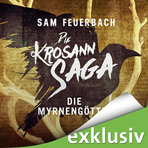 Die Myrnengöttin (Die Krosann-Saga - Königsweg 1) cover art