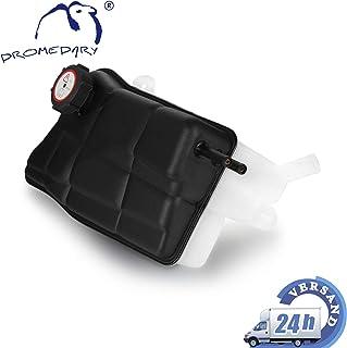 Dromedary 1117755 Ausgleichsbehälter Kühlwasser Kühlmittelbehälter Kühler Behälter mit Deckel Mondeo I II III