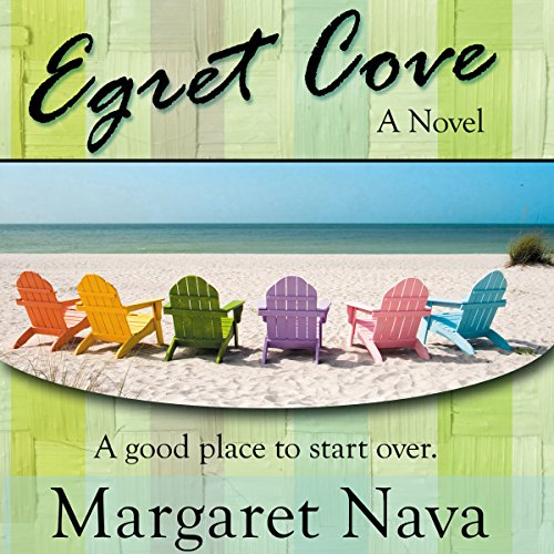 Egret Cove audiobook cover art