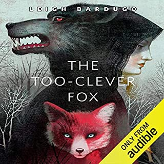 The Too-Clever Fox audiobook cover art