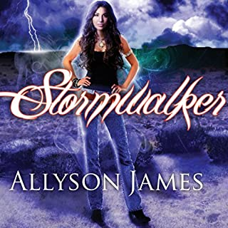 Stormwalker     Stormwalker Series, Book 1              By:                                                                                                                                 Allyson James                               Narrated by:                                                                                                                                 Hillary Huber                      Length: 10 hrs and 23 mins     503 ratings     Overall 4.2
