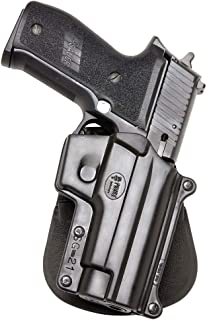 Fobus SG21 Standard Holster for Sig Sauer P225-A1, P226, P228, P245, P220 10mm & .45ACP, P225, Right Hand Paddle
