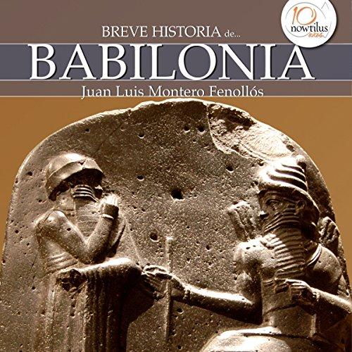 Breve historia de Babilonia audiobook cover art