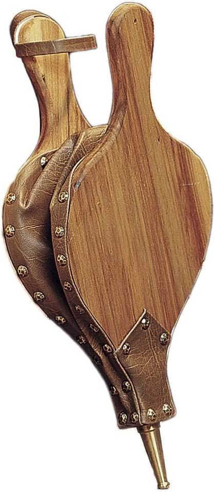 American-Made San Francisco Mall Challenge the lowest price Black Willow Hardwood Oil Bellows with Hand-Rubbed