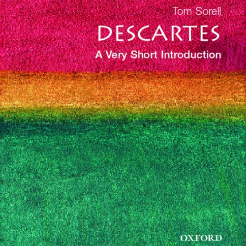 Descartes audiobook cover art