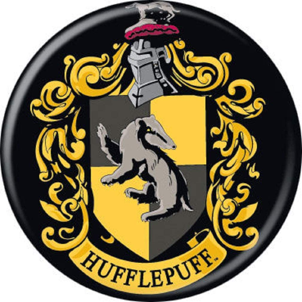 Ata-Boy Harry Max 71% OFF Max 63% OFF Potter Hufflepuff Crest House Officially Licensed