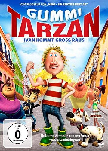 Gummi Tarzan - Ivan kommt groß raus [Alemania] [DVD]